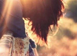 Em hòa trong tình yêu màu nắng bên anh!!!