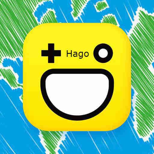 HAGO – Ứng Dụng Top 10 Mạng xã hội chơi Game Tán Gái
