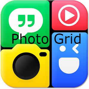 Photo Grid – Cắt Chỉnh sửa ghép ảnh nghệ thuật