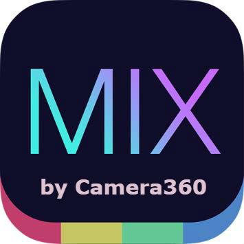 MIX by Camera360 – App ứng dụng chỉnh sửa ảnh bầu trời đẹp